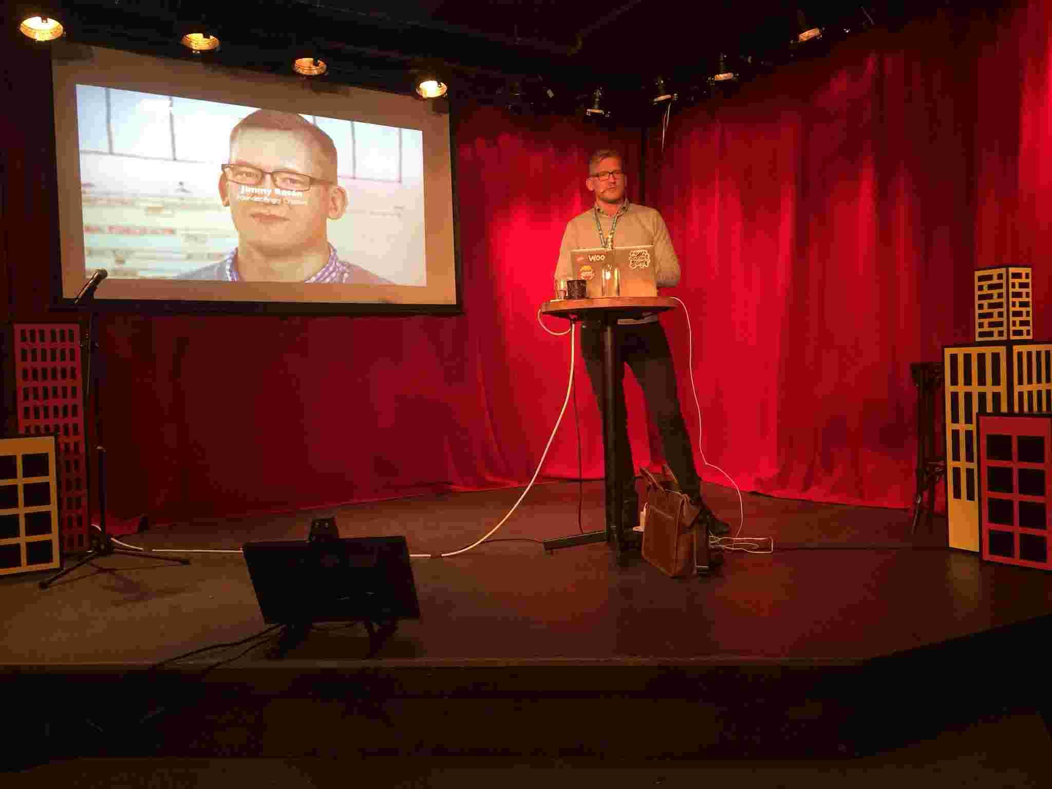 WordCamp Oslo 2018