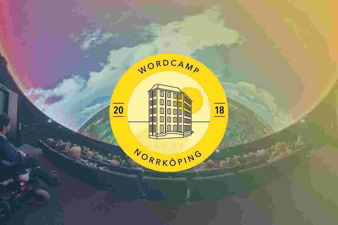 WordCamp Norrköping 2018