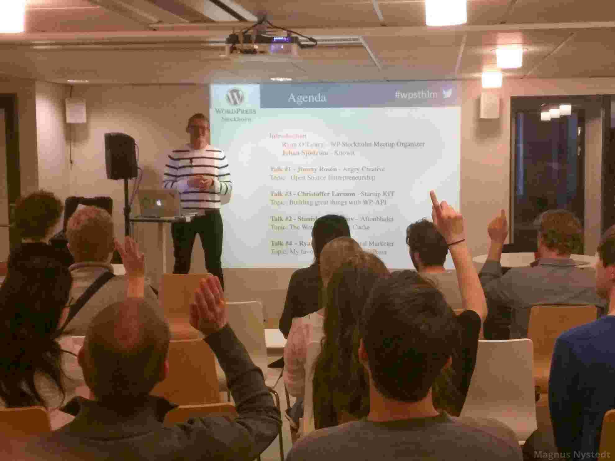 WordPress STHLM Meetup #2