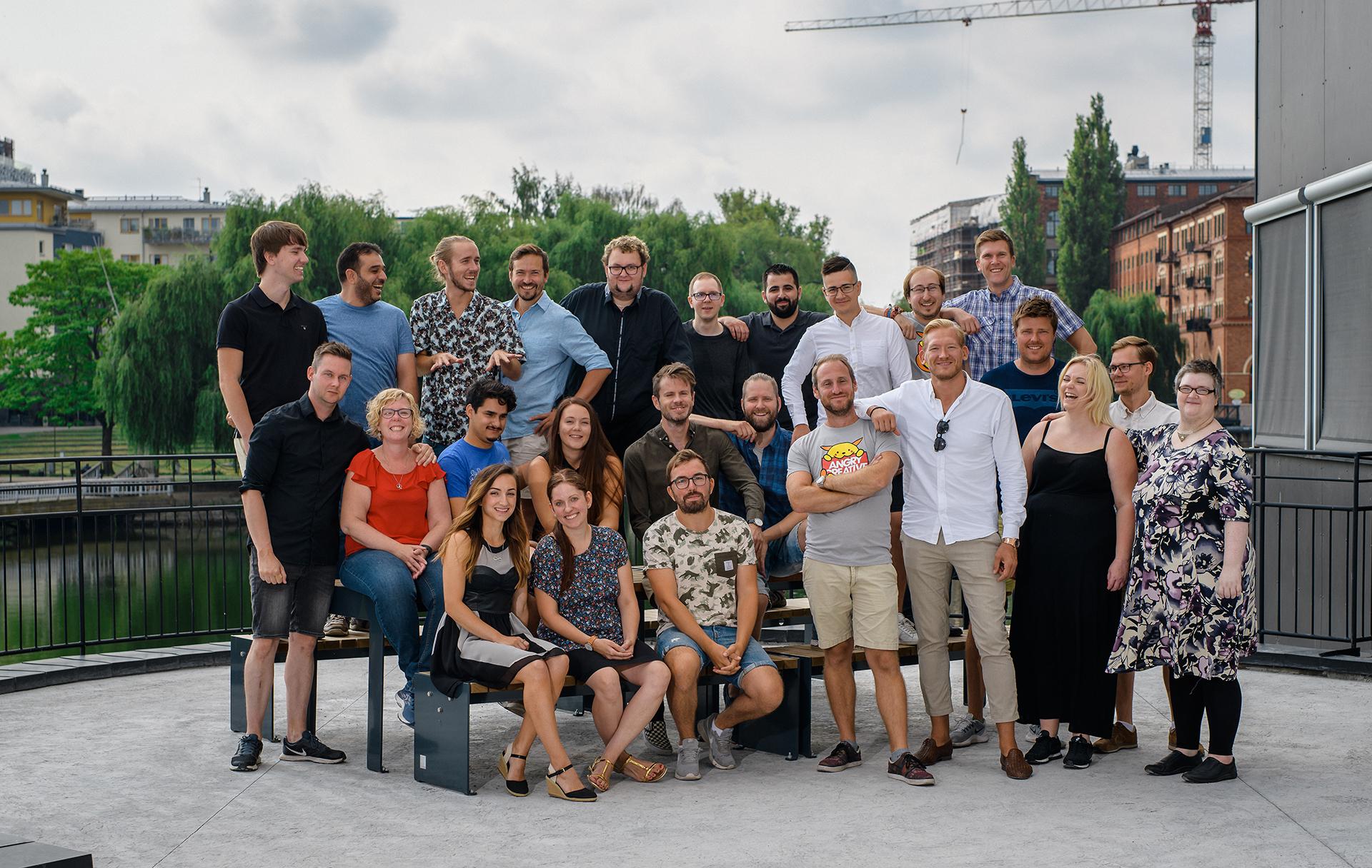 Gruppbild 2018