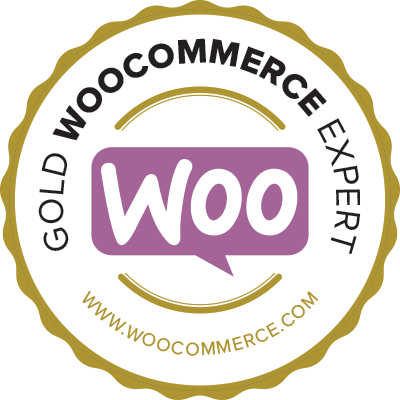 WooCommerce gold partner